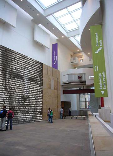Museum of Scotland - Ralph Ueltzhoeffer